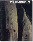 Rock Climbing Photo: Cover of Climbing #76
