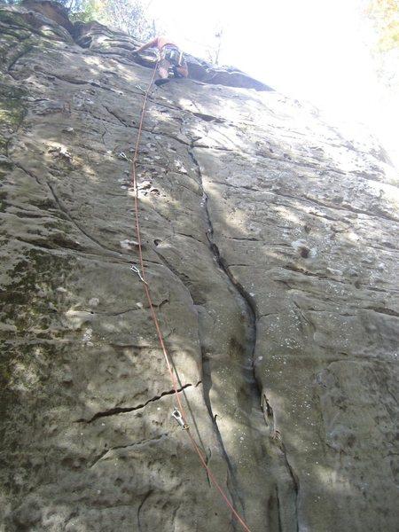 Blue Spark 5.8, Spleef Peak, Jackson Falls