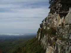 Rock Climbing Photo: View from GT on High E.