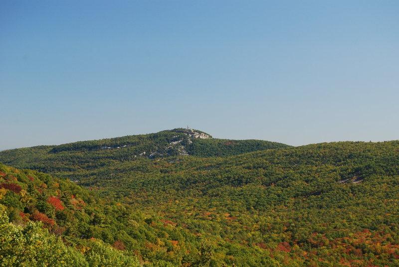 Rock Climbing Photo: Nice colors.