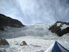 Rock Climbing Photo: Summit that way