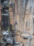 Rock Climbing Photo: Torpedo