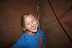 Rock Climbing Photo: emily, luke's better half and just as much fun. br...