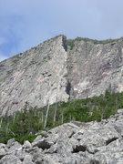 Rock Climbing Photo: Whitney Gilamn