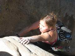 Rock Climbing Photo: Retard's Recess