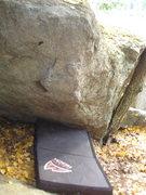 Rock Climbing Photo: Only a Cardinal