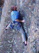 Rock Climbing Photo: 2ME flexing his stemroids again.