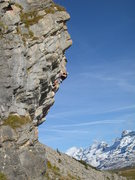 Rock Climbing Photo: Eiger Live, 7a