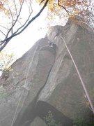 Rock Climbing Photo: So nice we'll do it twice! Jamie McNeill TR's Blac...