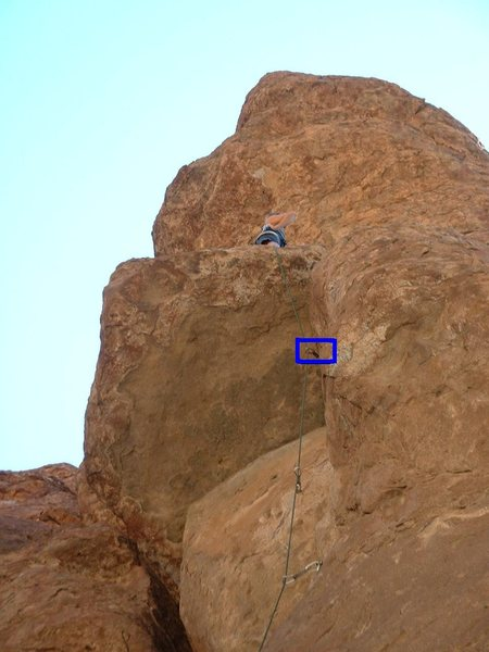 Rock Climbing Photo: Double exposure is a double drag.  Bring LONG runn...