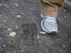 Rock Climbing Photo: Feet