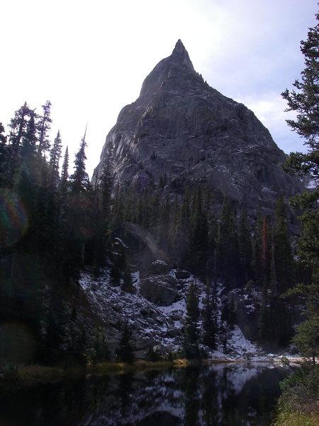 Rock Climbing Photo: LE