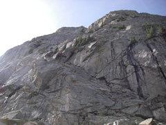 Rock Climbing Photo: N Ridge?