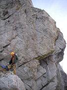 Rock Climbing Photo: Sleep-In Block