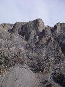 Rock Climbing Photo: Diamond2