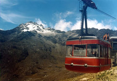 Rock Climbing Photo: tram Merida