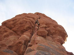 Rock Climbing Photo: owl rock