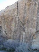 Rock Climbing Photo: The Moonbeam Crack