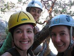 Rock Climbing Photo: Top of Selaginella in Yosemite  Did Mungenella wit...