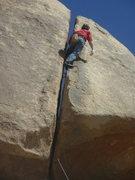 Rock Climbing Photo: Jay Anderson photo.