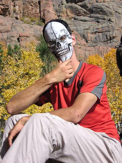 Rock Climbing Photo: Some fun at Devil's Head