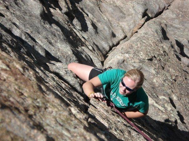 Rock Climbing Photo: Idle Hands, Boulderado, Boulder Canyon
