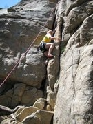 Rock Climbing Photo: sport park, boulder canyon