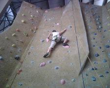 Rock Climbing Photo: Sending 5.10b