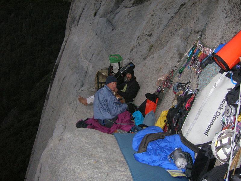 Rock Climbing Photo: Heart Ledge