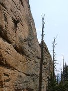 Rock Climbing Photo: andrology