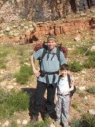 Rock Climbing Photo: Me and Sam, Birdland