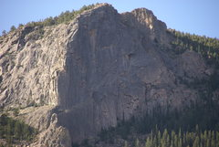 Deer Ridge Buttress.