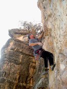 Rock Climbing Photo: First ascent of Bluto Tastes An Olive. Erik Wolfe ...