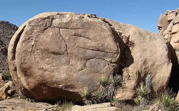 The Rosetta Stone.<br> Photo by Blitzo.
