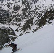 Rock Climbing Photo: Indian Peaks