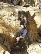 The Black Boulder Problem, The Shawangunks