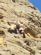 Rock Climbing Photo: Bradley Killough