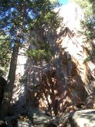 "Rock Climbing Photo: Since the route ""Superfresh"" is often re..."