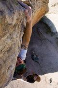 Rock Climbing Photo: Joe 97 right side