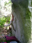 Rock Climbing Photo: Jedi Outcast