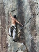 Rock Climbing Photo: orgasm