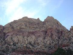 Rock Climbing Photo: Big Daddy  mt. Wilson