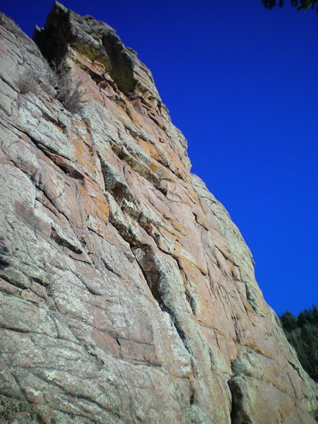 Rock Climbing Photo: Skinwalker