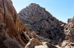 Rock Climbing Photo: Cove Canyon Dome. Photo by Blitzo.