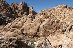 Rock Climbing Photo: Shuttle Rock. Photo by Blitzo.