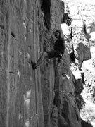 Rock Climbing Photo: Defeated