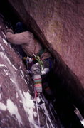 "Rock Climbing Photo: ""Hey Bruce, I'm bored let's go climb somethin..."