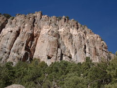 Rock Climbing Photo: The Fortress.
