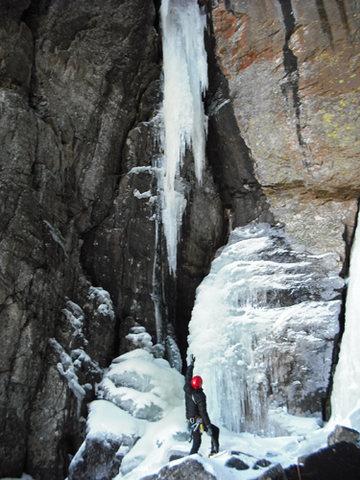 Rock Climbing Photo: Contemplation