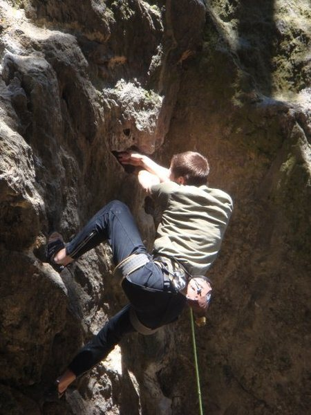 Rock Climbing Photo: Photo by Kathleen Tripodi